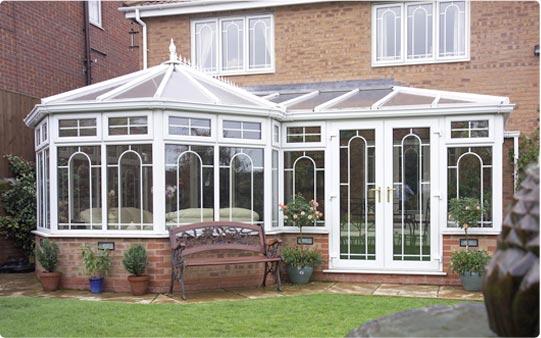 conservatory p shape 1